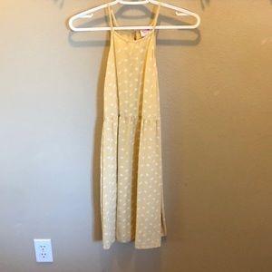 Mossimo yellow sundress